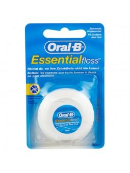 Fil dentaire Essential Cire...